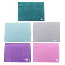 A4 Cutting Mat Double Sided Non Slip Scrapbooking Quilting Board Cutting Board