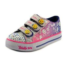 Twinkle Toes By Skechers S Lights-Shuffles-Expressionista Youth Multi Color