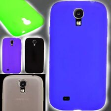 Flexible Silicone Soft Gel Skin For Samsung Galaxy S4 i9500 Phone Cover Case