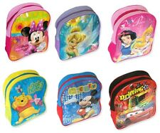 Backpack Disney Cars Tinkerbell Pooh Princess NEW