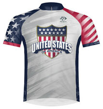 Primal Wear United States USA Cycling Jersey Mens short sleeve bicycle bike +sox