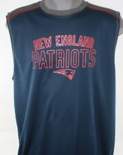 NEW Mens NFL Apparel New England Patriots TX3 Cool Football Muscle Tank Shirt