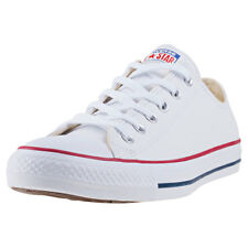 Converse Chuck Taylor All Star Ox Mens Trainers White New Shoes