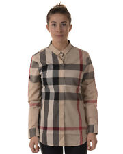 Burberry Shirt % Woman Beige 3994090-
