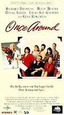 Once Around (VHS, 1991)