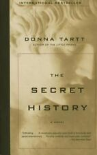 The secret history by Donna Tartt (Paperback)