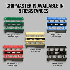 Gripmaster Training Hand  & FINGER EXERCISER Muscle sports free usps shipping