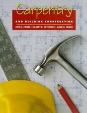 Carpentry and Building Construction ) TEXT BOOK ONLY