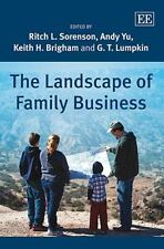 The Landscape of Family Business, , G. T. Lumpkin, Keith H. Brigham, Andy Yu, Ri