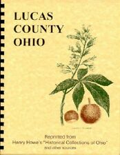 OH Lucas County Ohio history RP Howe, Others~Toledo~Maumee City Fallen Timbers