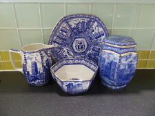 4 large pieces of commemorative pottery from Rington's Tea by Wade  ##BLA72BS