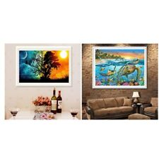 Full Drill Beautiful Scenery 5D DIY Diamond Embroidery Painting Home Decor