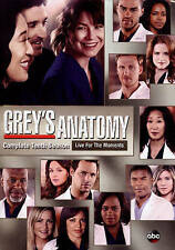Greys Anatomy:The Complete Tenth Season 10 (DVD, 2014, 6-Disc) Brand New Sealed!