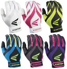 Easton Synergy II - Fastpitch Softball Youth BATTING GLOVES - Pair - NEW