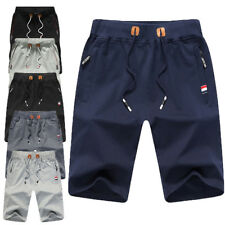 Summer Mens Casual Shorts Baggy Gym Sports Jogger Sweat Pants Trousers Beach Lot