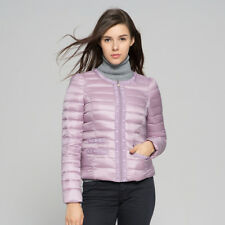 NWT BOSIDENG Beaded Packable Ultralight Down Jacket Puffer Coat Lilac sz  XS S M
