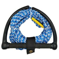 60/70/75ft Water Ski Rope with Radius Handle and EVA Grip Wakeboard Rope 4 Color