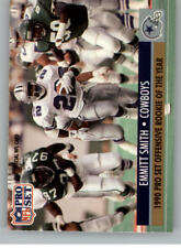 1991 Pro Set NFL Football Cards Pick From List 1-200