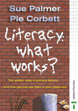 Literacy:What Works? by Corbett, Pie Paperback Book  Free Post