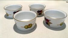Royal Worcester Evesham Gold Ramekin(s) 3-1/4 inch Gold & Green Vale -8 options