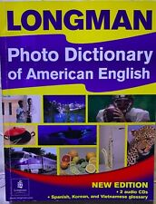 Longman Photo Dictionary of American English by Pearson Education
