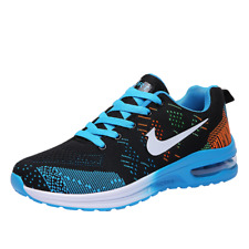 Men's Summer Running Shoes Outdoor Casual Comfortable Breathable Mesh Sneakers