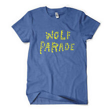 Wolf Parade Apologies to the Queen Mary T-shirt NEW Sub Pop PROFESSIONALLY MADE!