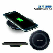 New Qi Wireless Charger Charging Pad for Samsung Galaxy S7 S6 Edge S9 S8 Plus