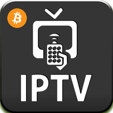 3 Month IPTV Subscription HD 8000 Worldwide Chs&VODs Firestick,MAG,IOS,Android..