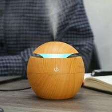 Aroma Essential Oil Diffuser Ultrasonic Cool Mist Humidifier Air Purifier Home