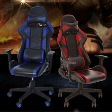 Racing Gaming Chair Ergonomic High Back Adjustable Office Recliner Computer Seat