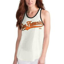 G-III 4Her by Carl Banks San Francisco Giants Women's White Break the Game Tank