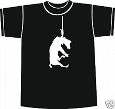 Hung Like A Horse T-shirt Choose size/colour ** NEW **