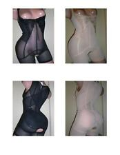 Full Body Shaper Suit With Butt Enhancer Waist Cinchers Girdles Rubii 6868 S-3XL