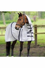 Masta Zing Lightweight Mesh Fly Rug with Fixed Neck
