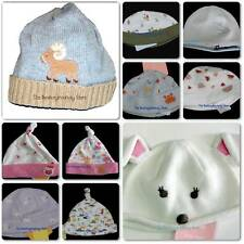 NWT Gymboree Infant Caps Hats Beanies Preemie 3 6 9 12