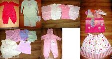 0-6 month Girl outfit or small lot of clothing- Pick 1