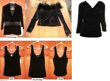 Misses Velour Top or Jacket -Pick your favorite 1! NWT