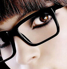 Designer Nerd Square Spring Hinge Reading Glasses Optical Frame Women Men Reader