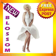 C11 Licensed Marilyn Monroe Sexy Fancy Dress Adult Costume