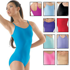 NEW Capezio Bloch Dance Gymnastics Camisole Leotard Many Colors Toddler & Child