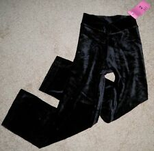 NEW Jenni Rose Black Velvet Dance Jazz Costume PANTS Child Girls Girls S 4-6