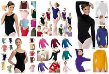 NEW Dance Yoga Fitness Exercise Leotard Bodysuit Plus Size Adult XXL XXXL 2X 3X