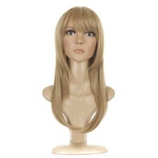 Goldie Face Framing 70s Hairstyle Fashion Layered Wig with Fringe & Bangs