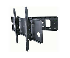 Tilt Swivel Full Motion Corner Wall Mount Bracket For/Fits Plasma,Lcd Led TV