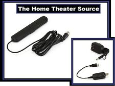 Compact Portable Travel HDTV Digital Powered TV Antenna Off-Air Indoor/Outdoor