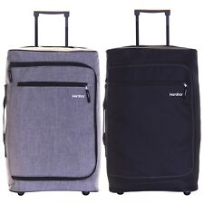 Small Ryanair Cabin Approved Travel Trolley Luggage Suitcase Flight Bag Case Set