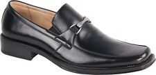 Hazan/Coronado Alda Men Leather Dress Shoes Slip On Loafers W/Bit Free Shoe Horn