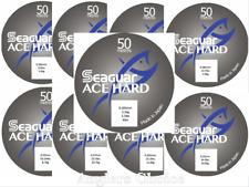 Seaguar Ace Hard Fluorocarbon , all size available