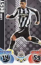 Match Attax Extra 10/11 Newcastle Stoke Cards Pick Your Own From List